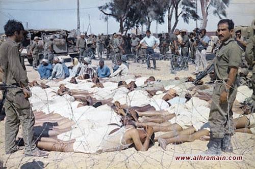 أربعون الف جندي مصري في رقبة الملك فيصل ال سعود