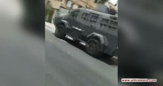 مصادر: النظام يواصل حملة الاقتحامات في العوامية