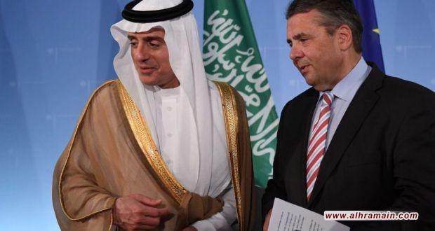 الجبير يستشيط غضبا من قرار ألمانيا حظر تصدير الأسلحة إلى المملكة