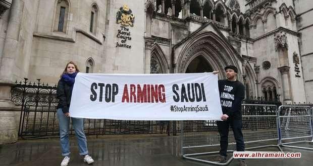 """""""غارديان"""": الرياض أنفقت 70 مليار دولار على شراء الأسلحة في 2018"""