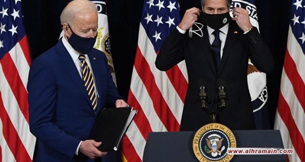 مواقف واشنطن المتذبذبة: دعم عسكري وأمني للرياض