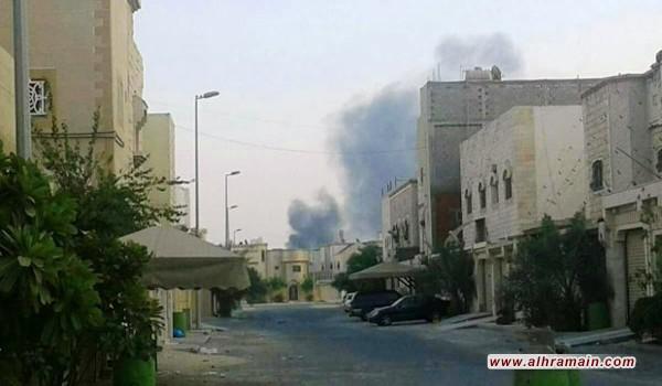 """الأمن السعودي يُغلق """"العوامية"""" لإخفاء حجم الخراب .. وهكذا بَدَتْ البلدة بعد أسابيع من المواجهات المسلحة"""