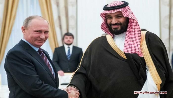 إنسايد أرابيا: روسيا تهيمن على أوبك.. والسعودية لا تمانع
